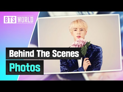 [BTS WORLD] BTS Set Behind the Scenes Photos