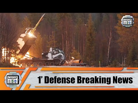 Validation of Finnish army multiple launch rocket system ammunition effects 1' Defense Breaking News