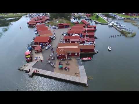 Lidköpings kommun från ovan