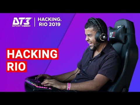 Hackers Sugerem Inovações Para Cadeiras Gamer! - DT3 no Hacking Rio