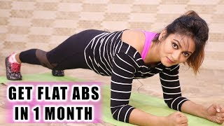 Flat Abs Workouts For Beginners || Coreworkouts || Ashtrixx width=