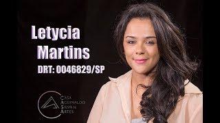 Letycia Martins - Monólogo