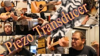 Piezo Transducer - The song