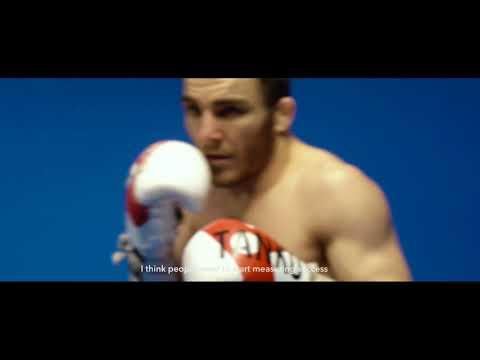 FIGHTER: Dean Garnett