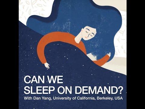 Can we sleep on demand?
