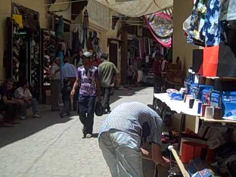 Walking in the souq 2