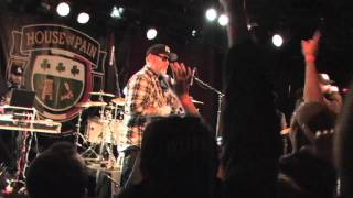House of Pain Jump Around live @ The Paradise 04 10 2011