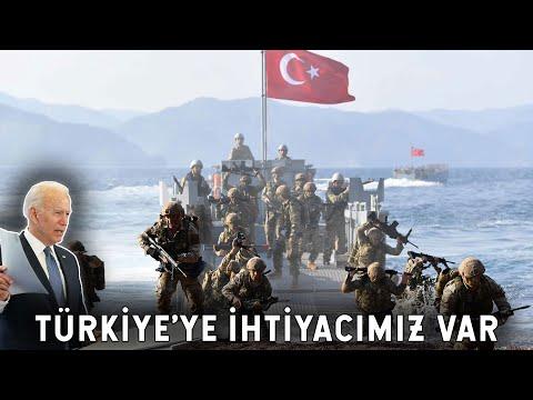 NATO'nun ve Avrupa'nın Türkiye'ye İhtiyacı Var!