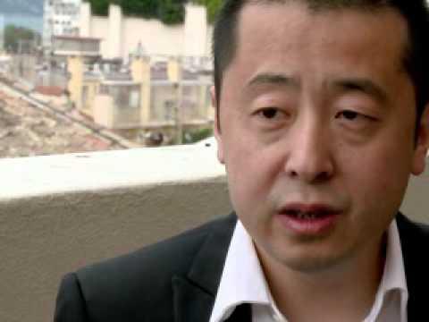 Le cinéaste chinois Jia Zhangke de retour sur la croisette