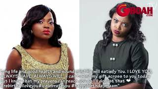 Funke Akindele Ignores Toyo Baby's Birthday Message.See What She Got Back[She Just Won't Forgive Her