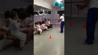 Capoeira Angola Palmares Children In Motion