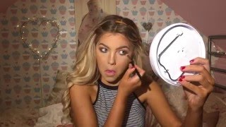 GRWM | my typical 'going out' makeup | Sophia Mitchell