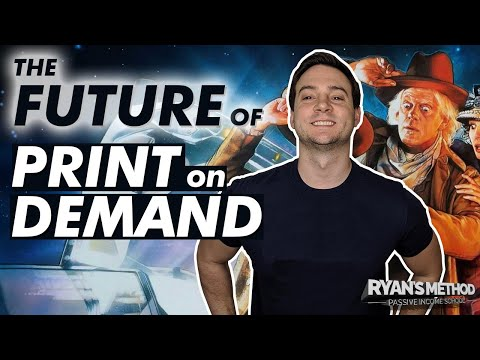 What is the Future of Print on Demand?