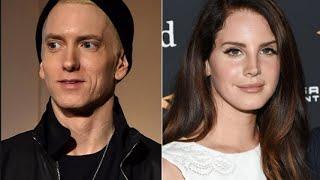 Eminem Raps About Punching Lana Del Rey? So What?