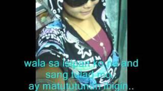 di ko sinasadya by quamo version and lyrics