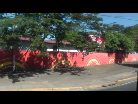 Dream Tour Ticabus P6 – Border to border Nicaragua 1080 50p Full HD