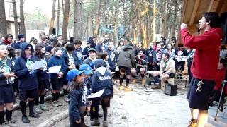 Agrupamento 704 - No Centro Escutista do Oeste