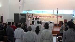 CORO CLARET CIC - Sinos do Templo, Dr. Abel Couto