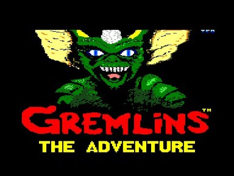 Gremlins - Amstrad CPC Longplay