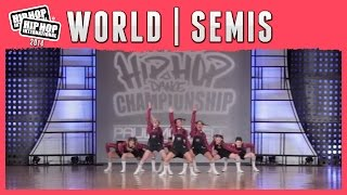 Bubblegum - New Zealand (Junior) at the 2014 HHI World Semis