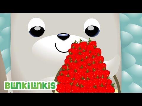 Farben Lernen im Garten   BlinkiLinkis   Fisher-Price   Kinderlieder   Cartoons für Kinder