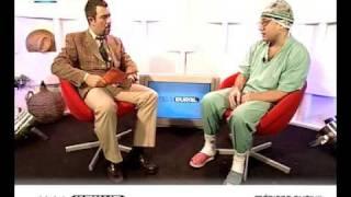 Telerural - Entrevista a Dr. Deolindo Matos, cirurgião plástico