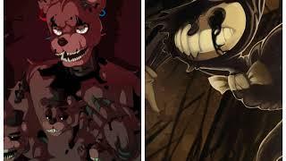 Nightcore - Freddy Vs Bendy (Rap Battle Part 4)