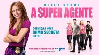 A Super Agente - Trailer legendado [HD]