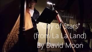 """""""City of Stars"""" from La La Land: Harp Cover"""