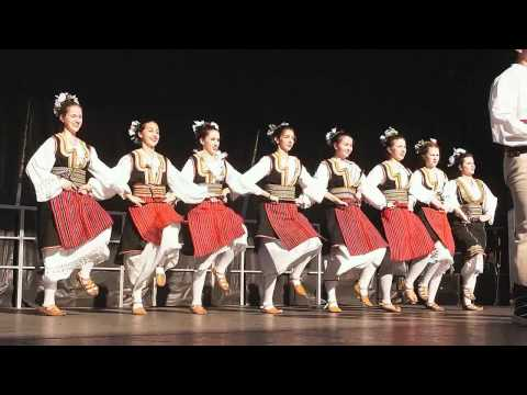 EuroFest 2012 – Serbia Dance w/ Mlada Srbadija, Canada Multiculturalism
