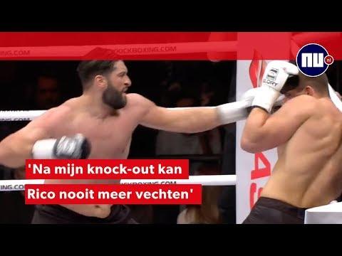 Ben Saddik: 'Ik win Glory 62 en sla daarna Verhoeven knock out'