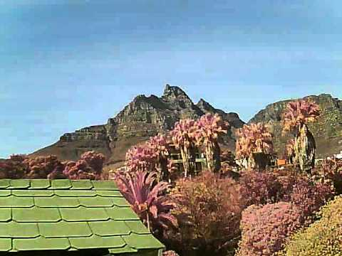 Timelapse Video – Table Mountain – 29/08/2010
