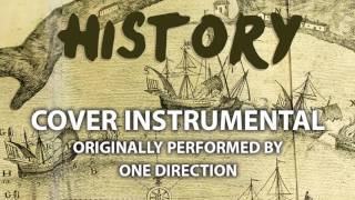 History (Cover Instrumental) [In the Style of One Direction]