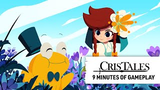 Cris Tales gets a new 9-minute gameplay video