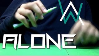 ALONE - Alan Walker - Pen Tapping cover by Seiryuu