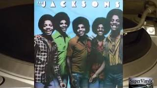 33 tours - The Jacksons - Blues away