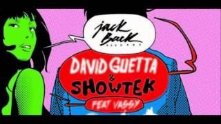 David Guetta & Showtek featuring Vassy - Bad (WobR Instrumental Version)