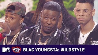 Blac Youngsta Spits True FACTS at Nick Cannon | Wild 'N Out | #Wildstyle