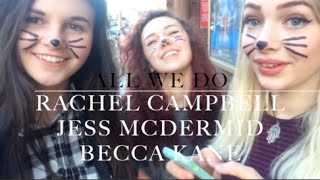 All We Do : Oh Wonder Cover With Jess And Becca