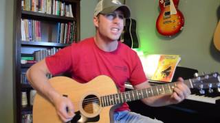 Middle of Nowhere by Dustin Lynch Cover