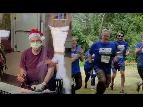 Man Once Paralyzed Finishes Intense Obstacle Course