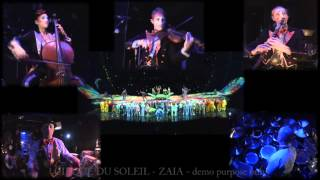 Zaia band Salut