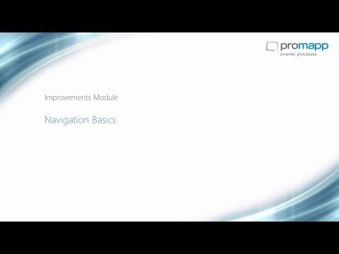 Improvement Module - Navigation Basics