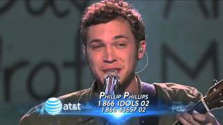 The Letter - Phillip Phillips (American Idol Performance)