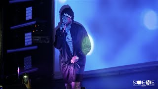 """PARTYNEXTDOOR Performing """"Recognize"""" At Irving Plaza"""