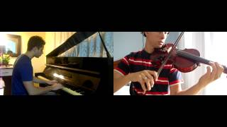 Naruto - Despair - Violin & Piano - Viniplath & Renemenck