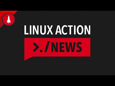 Linux Action News 211