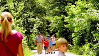 Tahquamenon Falls State Park - Paradise, MI - YouTube