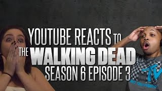 "The Walking Dead: Glenn ""Thank You"" Fan Reaction Compilation"