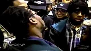 Busta Rhymes / Ol' Dirty Bastard - Throwback Freestyle [1994]